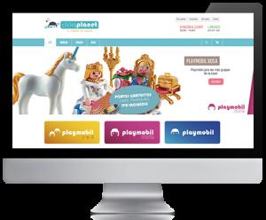Diseño web de Tiendas Online en Alicante