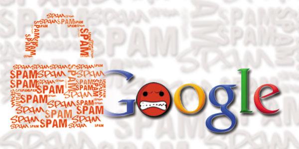10 prácticas de spam que no le gustan nada a Google