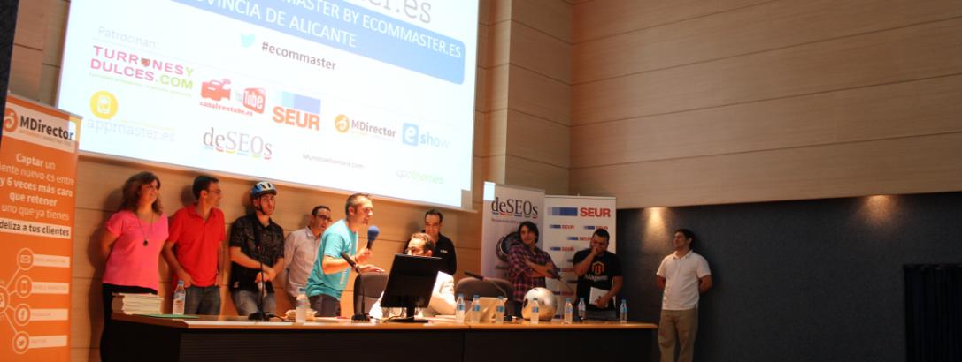 """Seoinnova en el Congreso Ecommaster – Taller """"Migraciones SEO – Tips"""""""